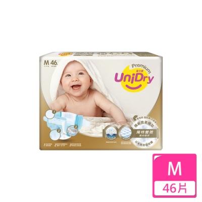 Unidry優力寶 柔緻寶貝紙尿褲M號276片(46片x6包)/箱