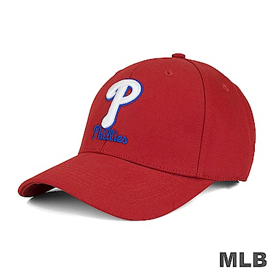 MLB-費城費城人隊可調式復古球帽