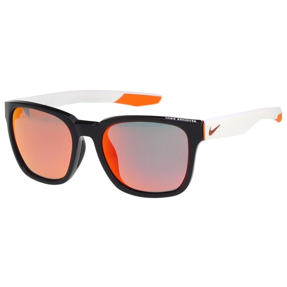 NIKE 水銀面 太陽眼鏡(黑配白)EVO0965