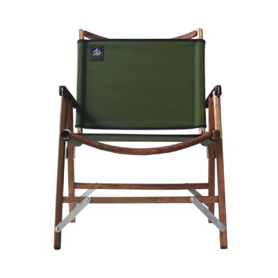BLACK DESIGN 武8 復美風格 麻草綠 武椅Nature Style High Chair