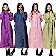 東伸-DongShen-俏麗型日式大衣式雨衣