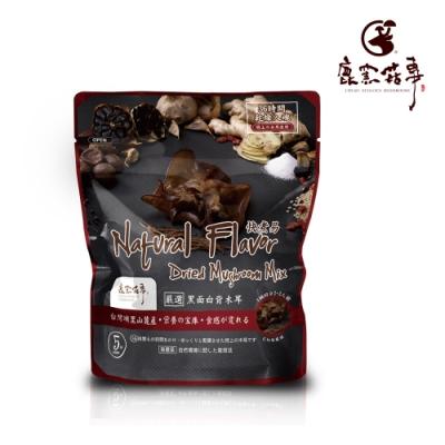 鹿窯菇事‧快煮易系列-黑面白背木耳(20g/袋,共2袋)