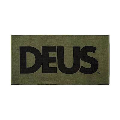 Deus Ex Machina 軍綠毛巾