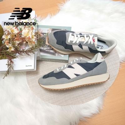 Yahoo獨家-【New Balance】 復古運動鞋_MS237SC-D_中性_灰色