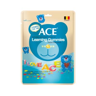 【ACE】比利時進口 字母Q軟糖 隨手包(48g/袋)