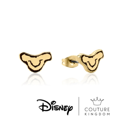 Disney Jewellery by Couture Kingdom迪士尼獅子王琺瑯耳釘