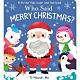 Who Said Merry Christmas? 是誰說了聖誕快樂?觸摸翻翻書 product thumbnail 1