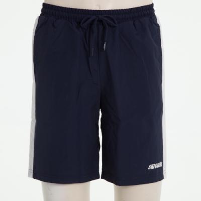 SKECHERS 男短褲 - SMAMS19D049-DKNY