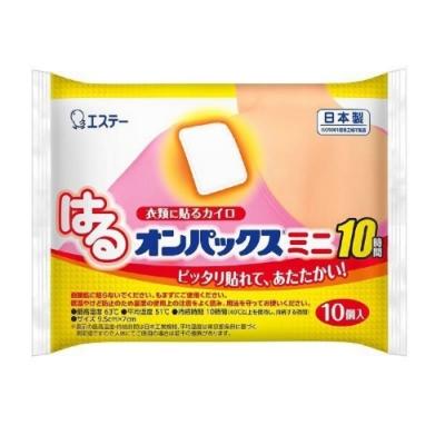 日本【雞仔牌】長效14小時暖暖貼 10貼入