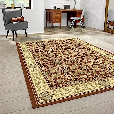 范登伯格 - 維拉 現代絲質地毯 - 宮廷 (160 x 230cm)