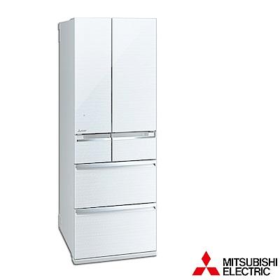 MITSUBISHI三菱 525L 1級變頻6門電冰箱 MR-WX53C 日本原裝