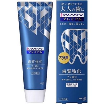 日本 花王kao Clear高級牙膏160g