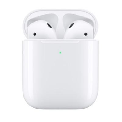 Apple AirPods 藍牙無線耳機 搭配無線充電盒 (MRXJ2TA/A)-第二代