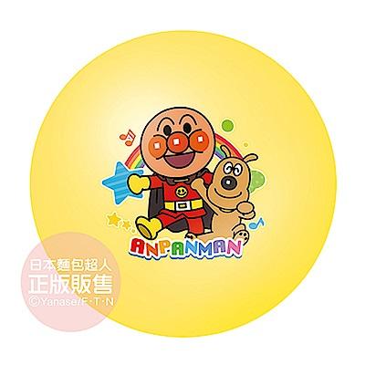麵包超人-麵包超人 8號彩色小皮球(黃)