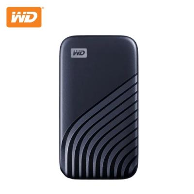 WD My Passport SSD 500GB(藍) 外接SSD固態硬碟