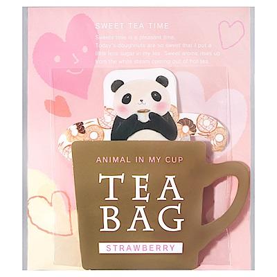 陶和 Tea Bag紅茶-草莓風味(7.5g)