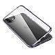 iPhone 11 金屬 透明 360度全包 磁吸雙面玻璃殼 手機殼 紫色 (iPhone11手機殼 iPhone11保護殼 ) product thumbnail 1