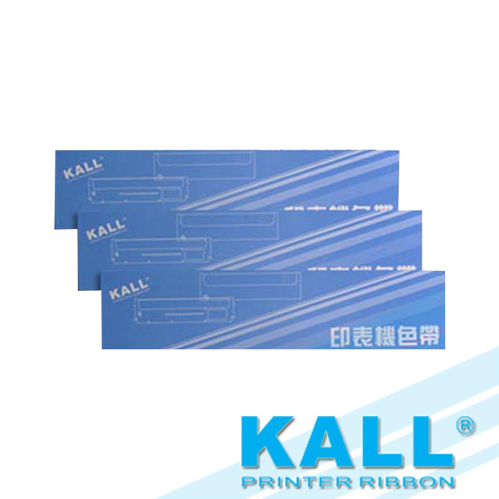 KALL『 EPSON S015641/LQ310 』色帶 (黑色/1組3入)