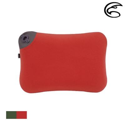 【ADISI】天鵝絨空氣枕 API-103SR+COVER【紅木色】