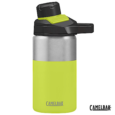 【美國 CamelBak】350ml Chute Mag戶外運動保冰/溫水瓶 萊姆