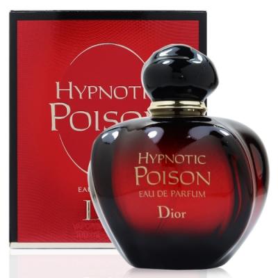 DIOR 迪奧 HYPNOTIC POISON 紅毒藥淡香精 100ML
