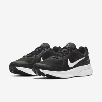 NIKE 慢跑鞋 運動鞋 緩震 女鞋 黑 CU3528-004 W RUN SWIFT 2
