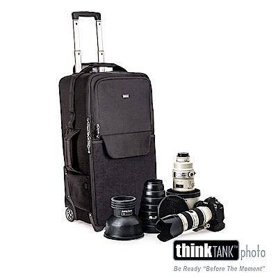 ThinkTank創意坦-Logistics Manager滾輪式大型行李箱-LM576