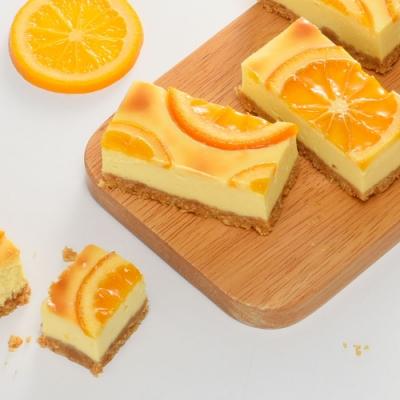 亞尼克起司磚 香橙
