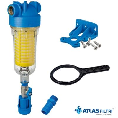 怡康 雅德拉斯ATLAS HYDRA中央淨水機前置凈水過濾器