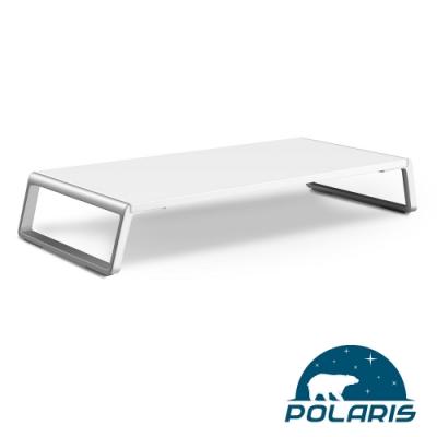 Polaris Mars-01 多功能 螢幕桌架 (純淨白)
