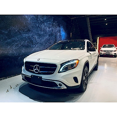 [訂金賣場]14/15 Mercedes-Benz GLA250 4Matic(外匯車)