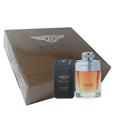 Bentley For Men Intense 賓利極致淡香精 100ml 禮盒