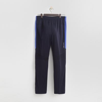 Hang Ten - 男裝 - ThermoContro-純色運動機能長褲 - 藍