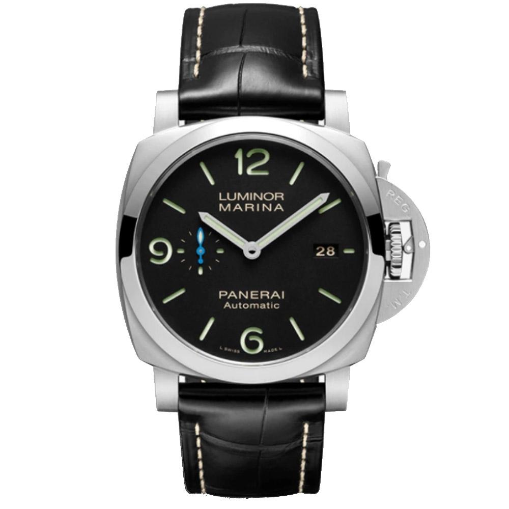 PANERAI沛納海LUMINOR MARINA PAM01312新款自動上鍊腕錶-44mm