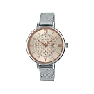 CASIO卡西歐 SHEEN 時尚 米蘭錶帶 SHE-4059M-4A_34mm
