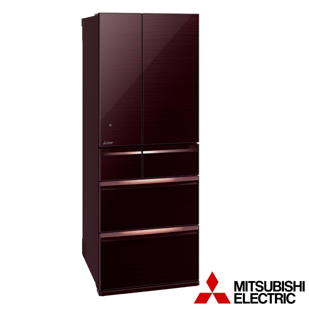MITSUBISHI三菱 605L 1級變頻6門冰箱 MR-WX61C-BR/W