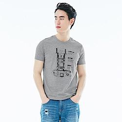 101原創 短袖T恤-回憶盒
