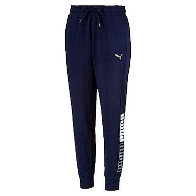 PUMA-女性基本系列Modern Sport長褲-重深藍-亞規