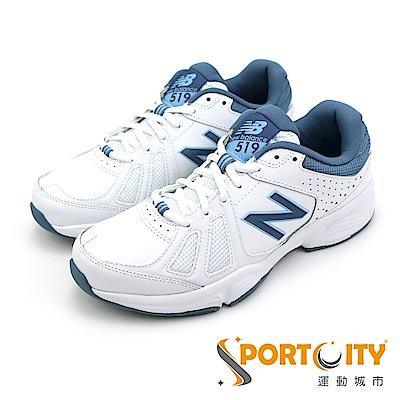 New Balance 女慢跑鞋 WX519WB2-D 白
