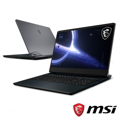 MSI微星 GE66 11UH-245TW 15.6吋電競筆電(i9-11980HK/32G/RTX3080 16G獨顯/2TB PCIe SSD/Win10 Pro)