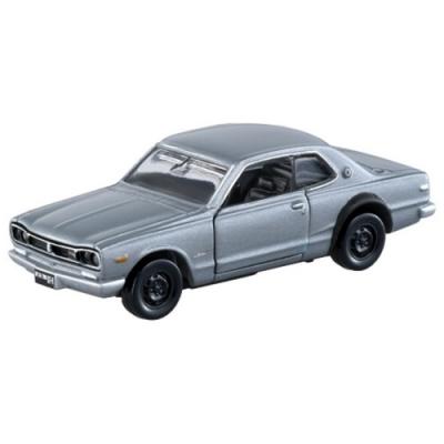 任選TOMICA Premium No.34 日產Skyline GT-R(KPGC10) 銀 TM15834 多美小汽車