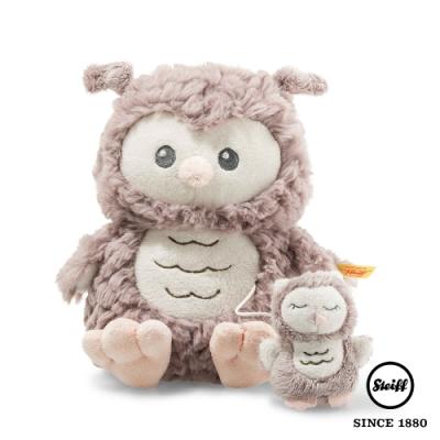 STEIFF 貓頭鷹 Ollie Owl (嬰幼兒音樂鈴)