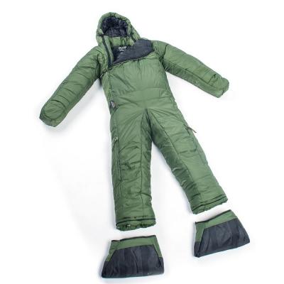 Selk Bag 神客睡袋人 5G Original 化纖保暖睡袋 萬年青 7°C