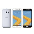 【MK馬克】HTC M10 全滿版9H鋼化玻璃貼-白色