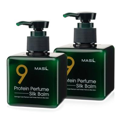 韓國 MASIL 9肽護髮精華180ml(免沖)二入組