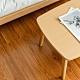 樂嫚妮 (160片)DIY塑膠PVC仿木紋DIY地板貼 6.9坪- 咖啡橡木-贈壁貼 product thumbnail 2