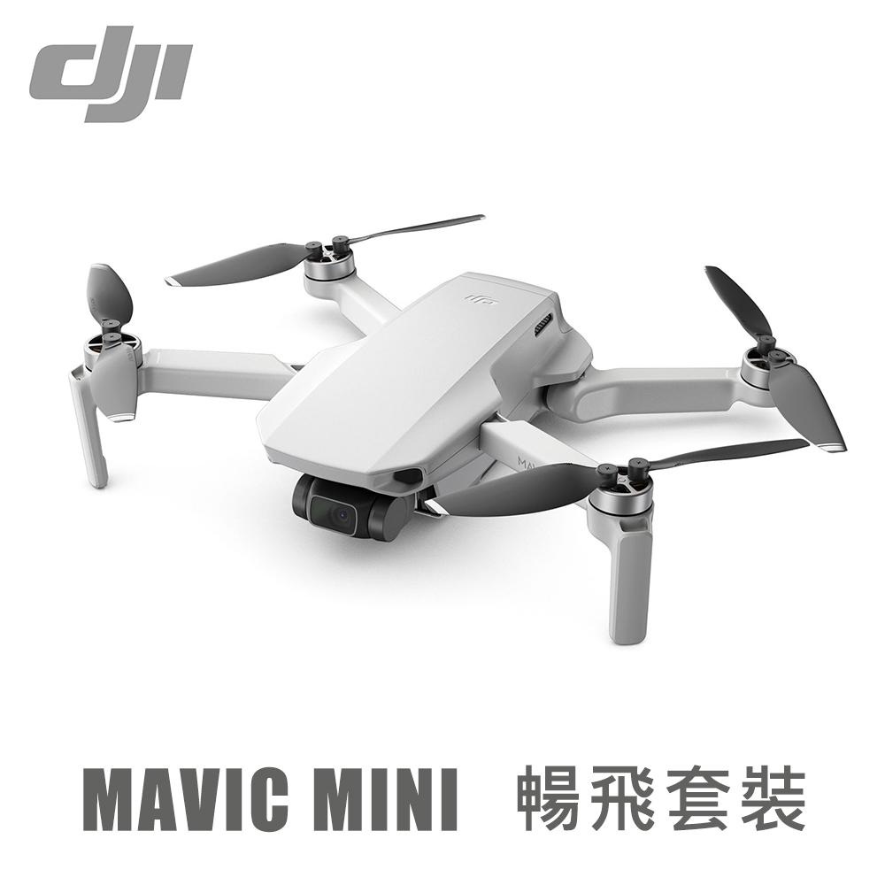 DJI Mavic Mini空拍機 暢飛套裝-公司貨