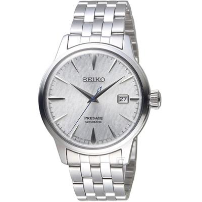 SEIKO Presage調酒師限量機械腕錶(SRPC97J1)