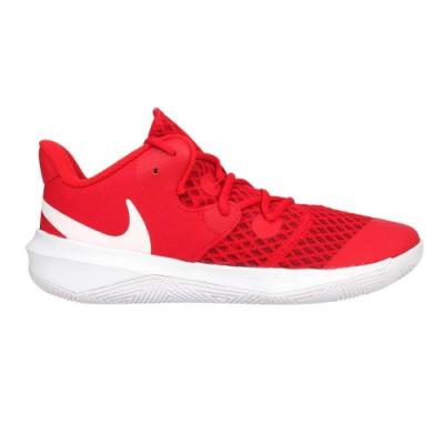 NIKE ZOOM HYPERSPEED COURT 男女排羽球鞋-訓練 運動 CI2964610 紅白