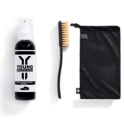 Y.A.S美鞋神器基本組-鞋類香氛洗鞋劑+專用洗鞋袋